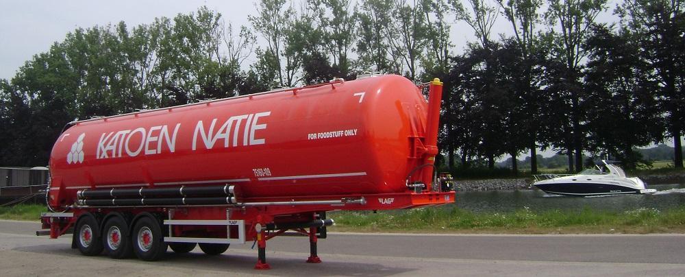 Cisternas alimentarias